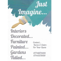 <p>Bring flair and finesse to your house and garden.</p><p>We offer:</p><ul><li>Painting and decorating interior walls and furniture.</li><li>Maintaining and nurturing your outside space.</li><li>All aspects of home styling.</li></ul><p>Contact Claire Hutchins 07443576100&#160;or Karen Seer 07746374006</p>